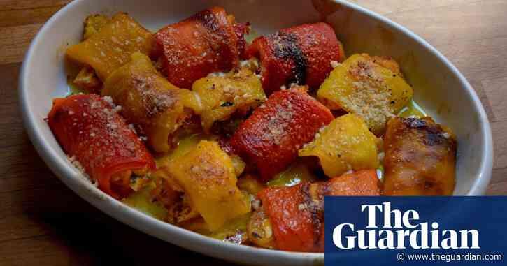 Rachel Roddy's recipe for stuffed red pepper rolls | A kitchen in Rome