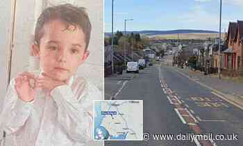 Carson Shephard: Police say boy, 7, who went missing from New Cumnock is found 'safe and well'