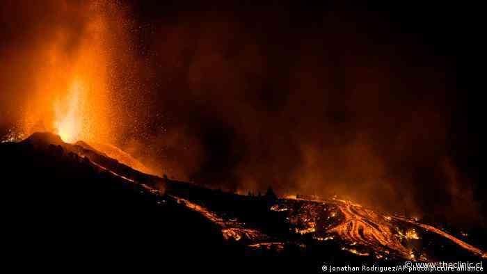 Alta tensión en Canarias: Volcán destruye casas y cultivos en La Palma