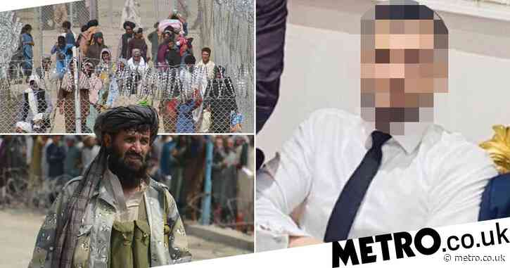 Brit on 28-day trek to rescue Afghan wife says Taliban used pipes to beat fleeing crowds