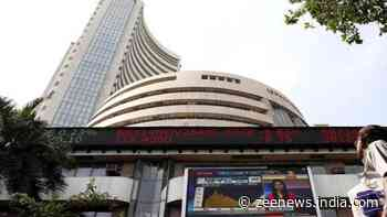 Sensex, Nifty swing amid global cues; fall sharply after rise
