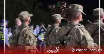 En Armenia comenzaron patrullajes nocturnos con apoyo del ejército - Caracol Radio