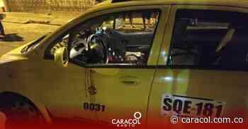 Dos capturados por herir y atracar un taxista en Armenia - Caracol Radio