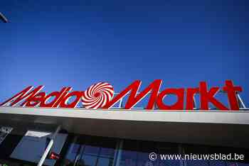 MediaMarkt sluit eind deze maand drie winkels (Nazareth) - Het Nieuwsblad