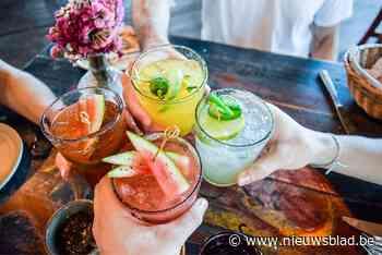 Cocktailbar met fair trade producten