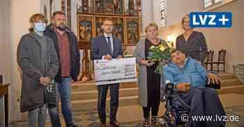 Delitzsch: Familie Schmid für selbstloses Engagement gewürdigt - Leipziger Volkszeitung