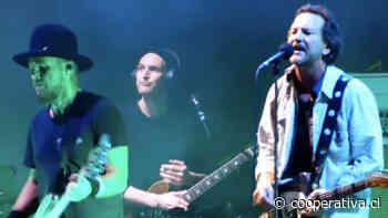 Ex Red Hot Chili Peppers se suma a Pearl Jam como músico invitado
