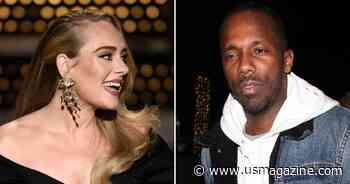 Date Night! Adele and Boyfriend Rich Paul Go Instagram Official With Their Relationship - Us Weekly
