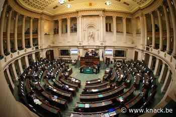'Beste politici, willen jullie aub jullie smartphone afgeven als jullie het parlement betreden'