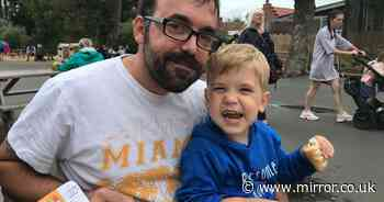 Boy diagnosed with life-changing disease after parents spot common symptom