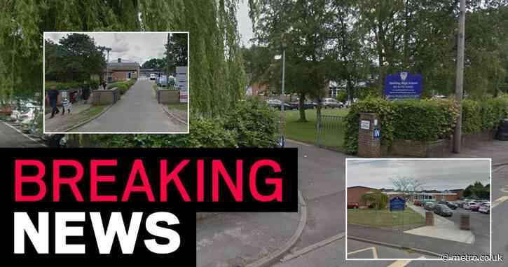 Three schools evacuated after receiving bomb threats