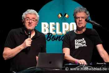 'Tocht door het donker' met Belpopkenners Jan Delvaux en Jimmy Dewit