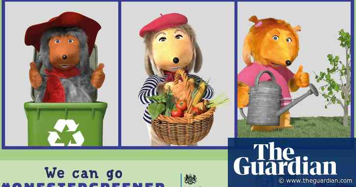 Are the Wombles really the best children's characters to tackle the climate crisis?