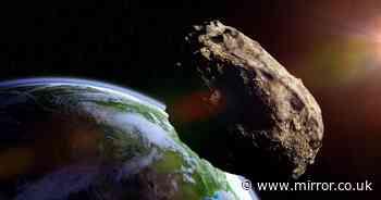Asteroid bigger than Big Ben's tower to crash through Earth's orbit this evening