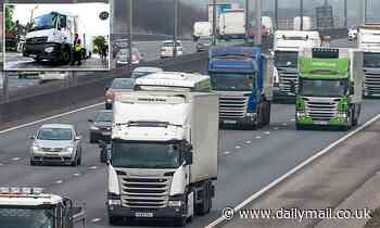 'Lorry drivers will be allowed to drive for up to 11 hours a DAY to stave off delivery crisis