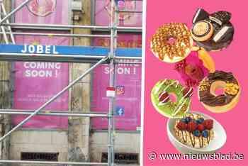 Een Bueno Crème of Raspberry Kiss? 'Royal Donuts' opent binnenkort filiaal in Gent