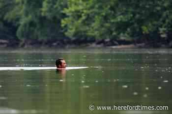 Bid to have the Wye named 'bathing water' to improve quality