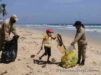 Con limpieza celebraron Día Mundial de las Playas en Nueva Esparta - Últimas Noticias