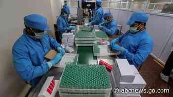 India to resume exports of coronavirus vaccines in October - ABC News