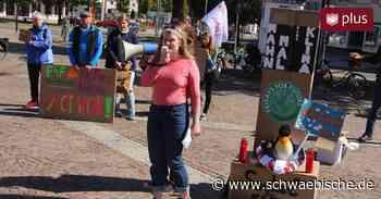Einzelkämpferin für's Klima? Schülerin sucht Mitstreiter nach Streik-Pause - Schwäbische