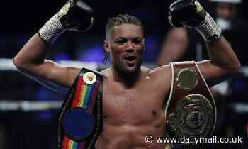 Joe Joyce claims Luis Ortiz said no to fighting him...as Brit's wait to meet Anthony Joshua drags on