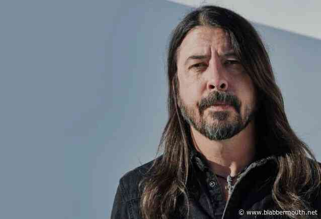 DAVE GROHL Announces 'The Storyteller Live And In Person' Book Tour