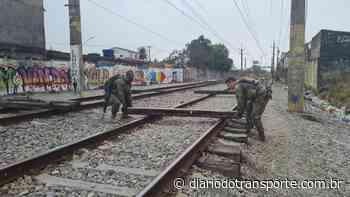 Polícia libera vias após protesto no Rio de Janeiro, mas trens operam parcialmente - Adamo Bazani
