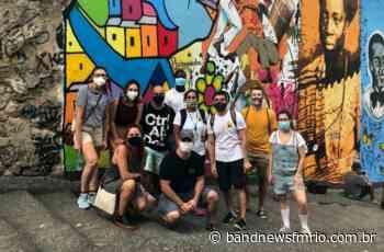 Projeto leva conhecimento sobre história do Rio de Janeiro em passeios a pé - BandNews FM - Rio