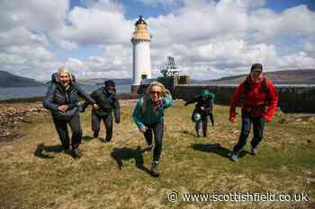 New competitive walking show heads to Scotland - Scottish Field