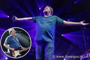 8 photos of Elbow's show at Brighton Centre