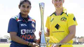 Rusty Aussies ready for women's ODI opener | The Recorder | Port Pirie, SA - The Recorder