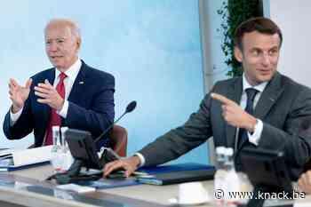 Duikbotenclash tussen Frankrijk en VS: 'Hoogmoed of gebrek aan diplomatieke feeling'