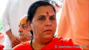 `Bureaucrats there to pick up our slippers,` says Uma Bharti; later expresses regret
