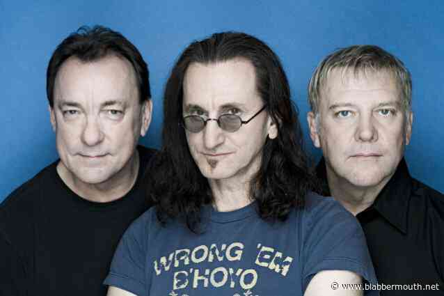 RUSH: 'Cinema Strangiato – Director's Cut' Available At Home Worldwide For A Limited Time Via Video On Demand