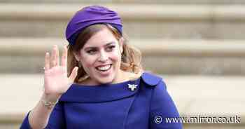 Princess Beatrice's sweet nod to her stepson in new daughter's birth annoucement