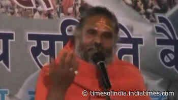 Mahant Narendra Giri found dead under mysterious circumstances in Prayagraj