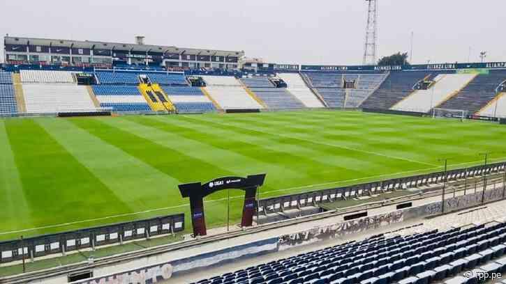 Alianza Lima dejará de alquilar el estadio Alejandro Villanueva a la Liga 1 a partir de octubre - RPP Noticias