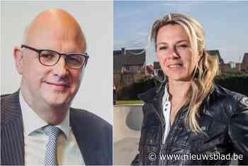 """Karolien Eens volgt Fons Verwimp op als burgemeester van Tessenderlo: """"Tijd voor verjonging"""" - Het Nieuwsblad"""