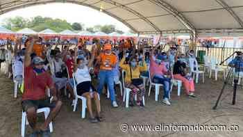 Sitionuevo también acoge las Ferias de la Equidad de la Gobernación - El Informador - Santa Marta