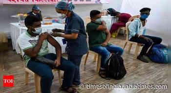 Cumulative Covid-19 vaccine doses administered in India crossed 81.73 crore