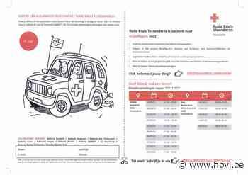 Kleurwedstrijd bij Rode Kruis Tessenderlo - Het Belang van Limburg