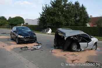 Twee zwaargewonden na ongeval