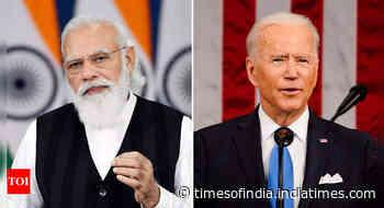 US President Biden to meet PM Modi for bilateral talks on margins of Quad