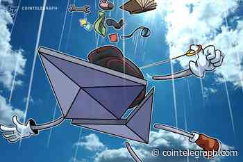 Ethereum forming a double top? ETH price loses 12.5% amid Evergrande contagion fears - Cointelegraph