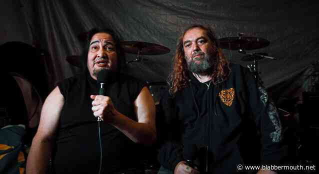 DINO CAZARES And MAX CAVALERA On How They Met And Their Musical Connection (Video)
