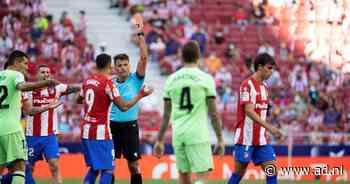 Invaller João Felix krijgt binnen paar tellen twee keer geel bij Atlético - AD.nl