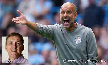 Manchester City's failure to sign a new striker 'will cost them the title', says Tony Cascarino