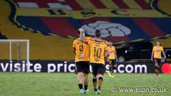 Barcelona the last hope of preventing all-Brazilian Libertadores final