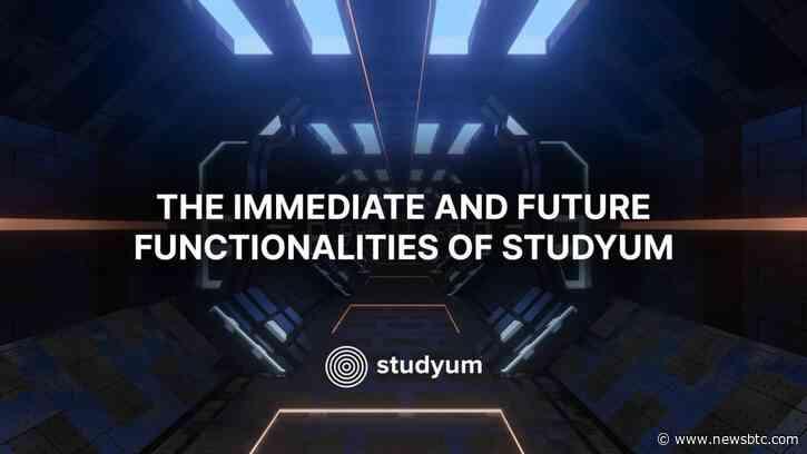 The Immediate and Future Functionalities of Studyum