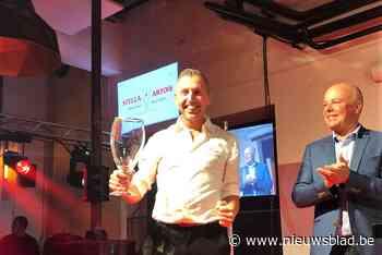 Dave van café Sportif kroont zich tot beste Stella-tapper van België